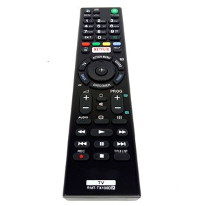 Image 5 - Hot sale For Sony 4K HDR with Android TV Remote RMT TX100D RMT TX102D NETFLIX LED TV for KD 43X8301C KD 55XD8599 Fernbedienung