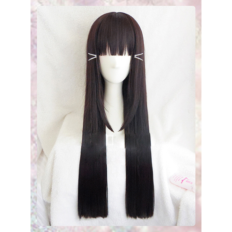 High Quality Dia Kurosawa Cosplay Wig Love Live! Sunshine!! Costume Play Wigs Halloween Costumes Hair + Wig Cap