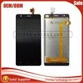 K4000 Oukitel Display LCD + Digitador Da Tela de Toque 100% Nova Tela de LCD Do Painel de Vidro Assembleia Para Oukitel K4000 5.0''