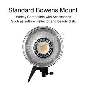 Image 4 - Godox SL 60W SL60W LED Continue Video Licht 60W CRI 95 + Wit 5600K Bowens Mount met Afstandsbediening voor Sony Fotografie