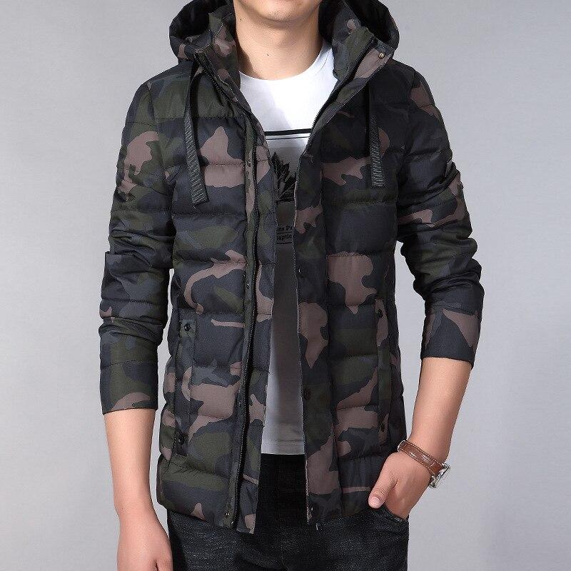 Negro 7xl Impermeable Capucha Caliente A Prueba Chaqueta De 2018 Abrigo  Invierno Con Acolchado camouflage Viento Hombres Tapa Algodón Extraíble  Camuflaje ... 6e54c7c2304e