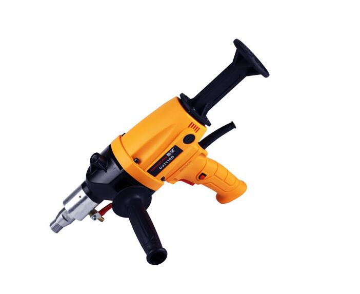Promotion sale of high quality economic Handheld water diamond core drilling machine air conditioner hole drilling machine economic empowerment of women