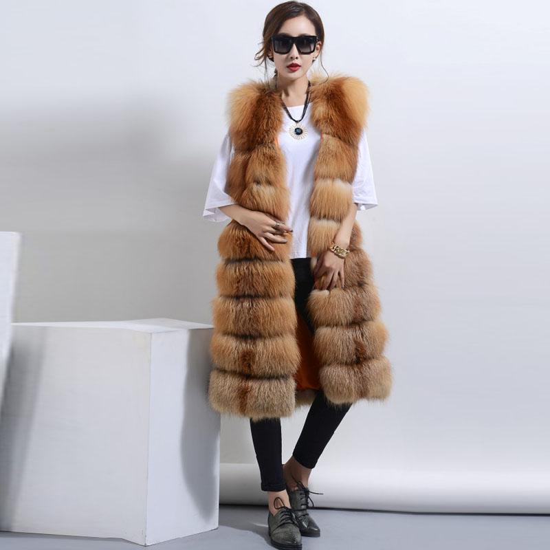 Compare Prices on Red Fox Fur Coats for Sale- Online Shopping/Buy