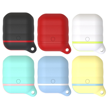 Waterproof TPU Silicone AirPod Case Cover