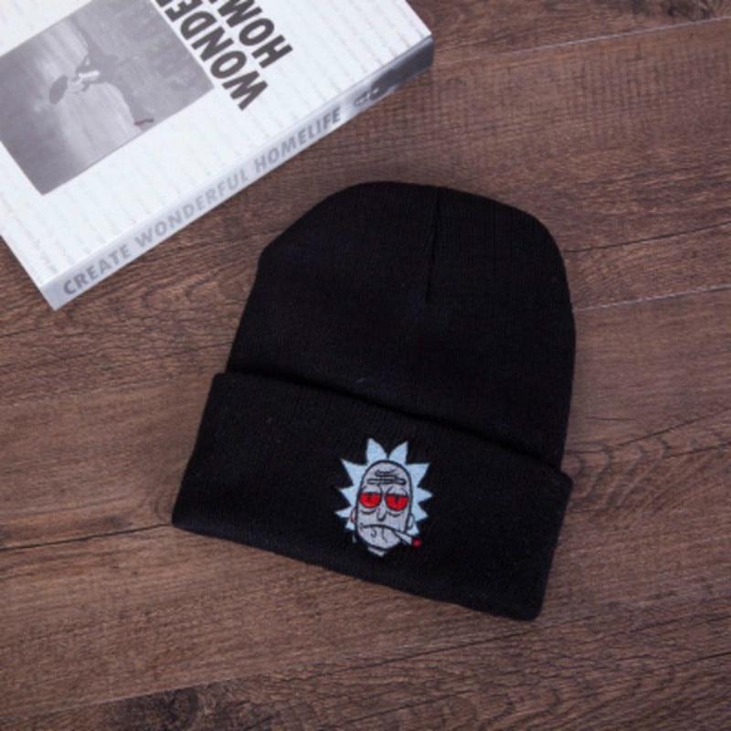 2019 New   Beanies   Winter Hats & Caps Women Knitted Wool Cap Men Casual Unisex Solid Color Hip-Hop   Skullies     Beanie   Warm Hat Bts
