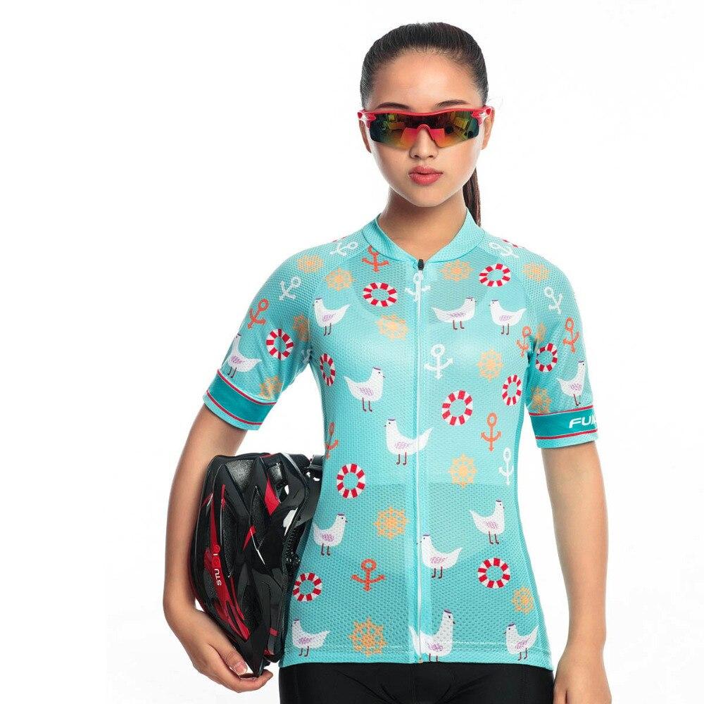 FUALRNY Jacket Long-Sleeved Shirts Cycling-Jerseys Riding-Clothing Sports-Wear Reflective