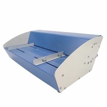 цена на 18 Inch Paper Creasing Machine 460mm Electric Paper Creaser Scorer Perforator 3 in 1 Combo Paper Perforating Machine YH-460e