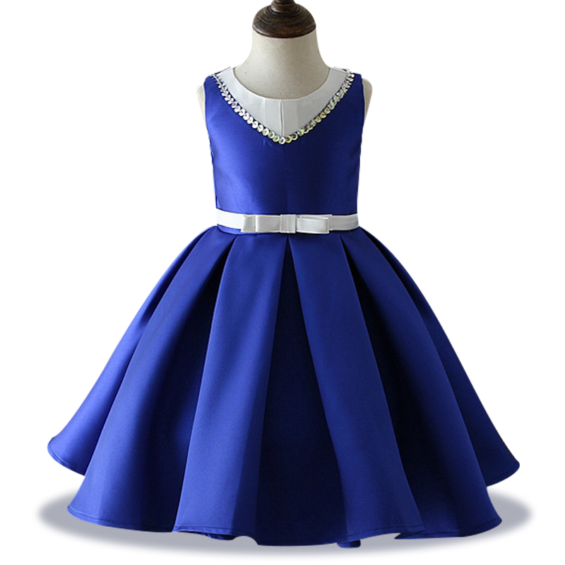 Flower Girls Dress For wedding Party Clothes Sequins kids princess dresses for girls clothes Tutu dress Christmas costume