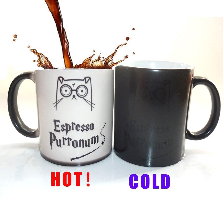 Color Changing Coffee Mug For Wife