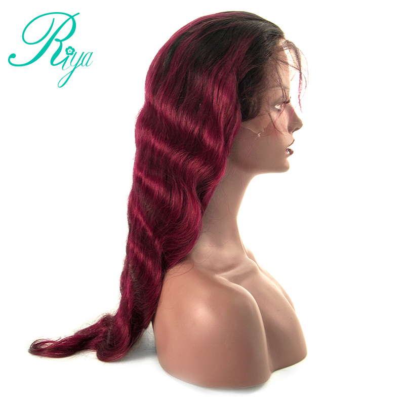1b 99j body wave human hair wigs (5)