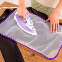 40x60 см Защитная изоляционная ткань защитный коврик для глажки одежды поставка бытовой сетчатой гладильной колодки изоляция