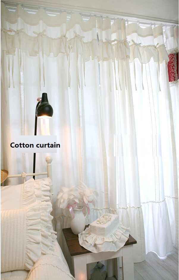 Custom Made Lace Curtain For S