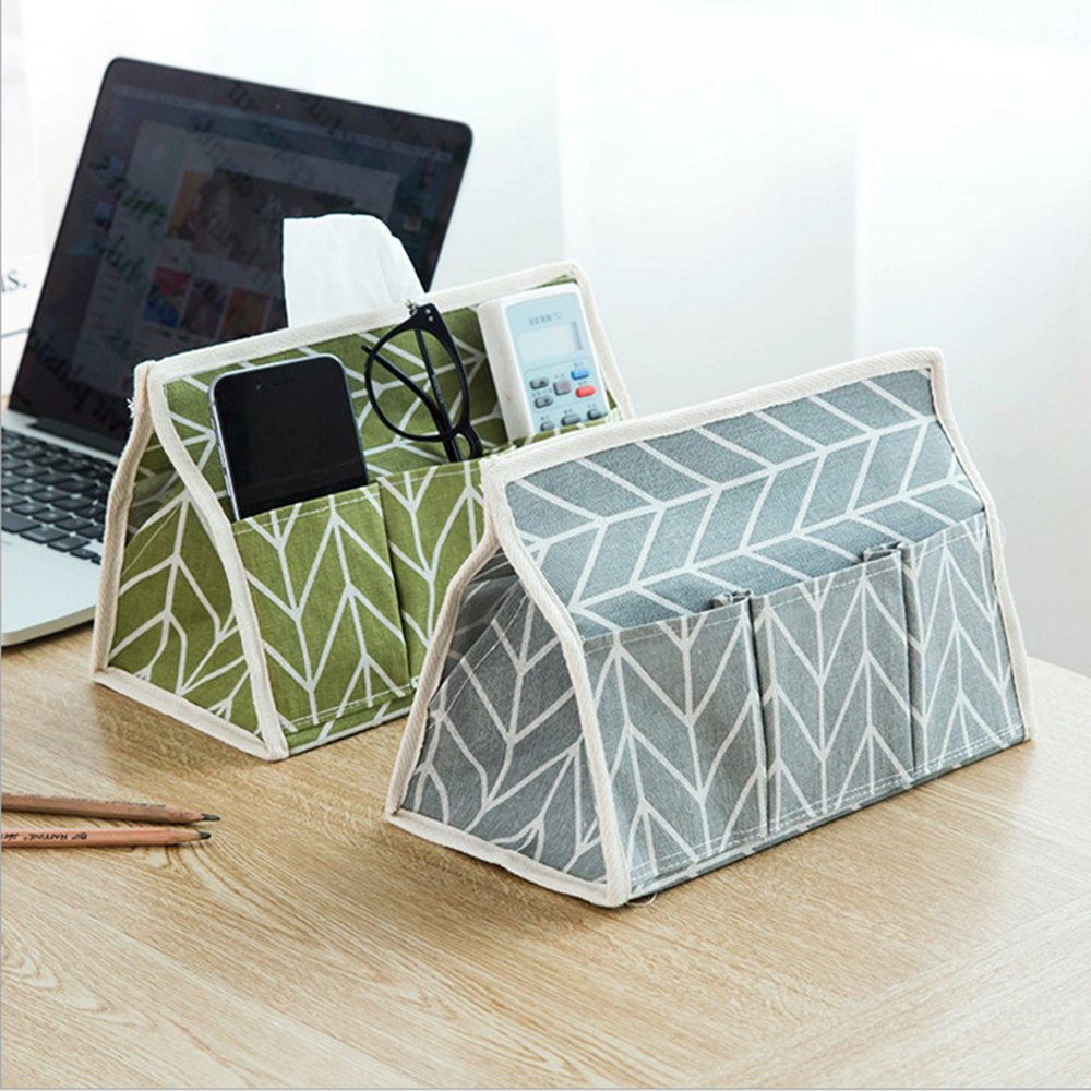 Pawaca Home Creative Cotton Storage box for Sanitart Napkin and ...