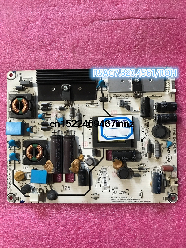 Pukido Original power board RSAG7.820.4321//ROH HLE-2632 LED26K01 Plug Type: Universal