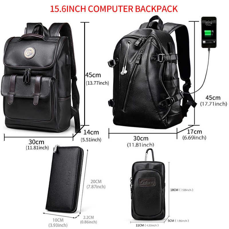 рюкзак LIELANG рюкзак мужской Для мужчин рюкзак Многофункциональный USB мужчин 15 дюймовый ноутбук рюкзаки для подростков Модные мужские зарядки Водонепроницаемый Рюкзак Мода дорожная сумка