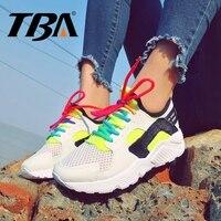 Kolorowe Zasznurować Buty Do Biegania dla Kobiet Styl Uliczny Chaussures Trenerów, Oddychająca Odkryty Sport Nowy Zapatillas Prędkości Trampki