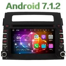 Quad-Core Android 7.1.2 2 GB RAM 3G 4G WIFI DAB + RDS SWC auto DVD-Multimedia-Player Radio Stereo Für Kia SOUL 2011 2012 2013