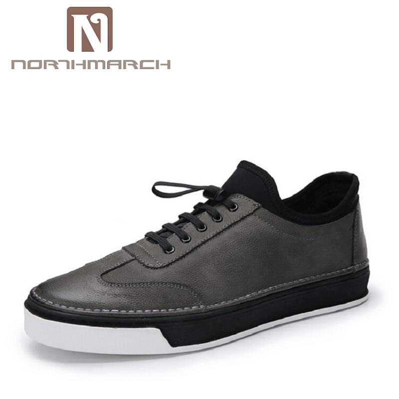 NORTHMARCH Classic England Style Casual Shoes Men Brown Lace Up Black Height Increasing Shoes Male Sapato Masculino cambridge english ielts 8 examination papers from university of cambridge esol examinations with answers 2cd