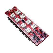 Njw0281/Njw0302 Мощность усилитель доска 450 Вт+ 450 Вт Собранный Amp доска Dc 45 V-85 В постоянного тока