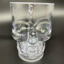 LED Automatic Flashing Cup Sensor Light Up skull Mug Wine Beer Whisky Shot Drink Glow Christmas Party Bar Club drinkware цены