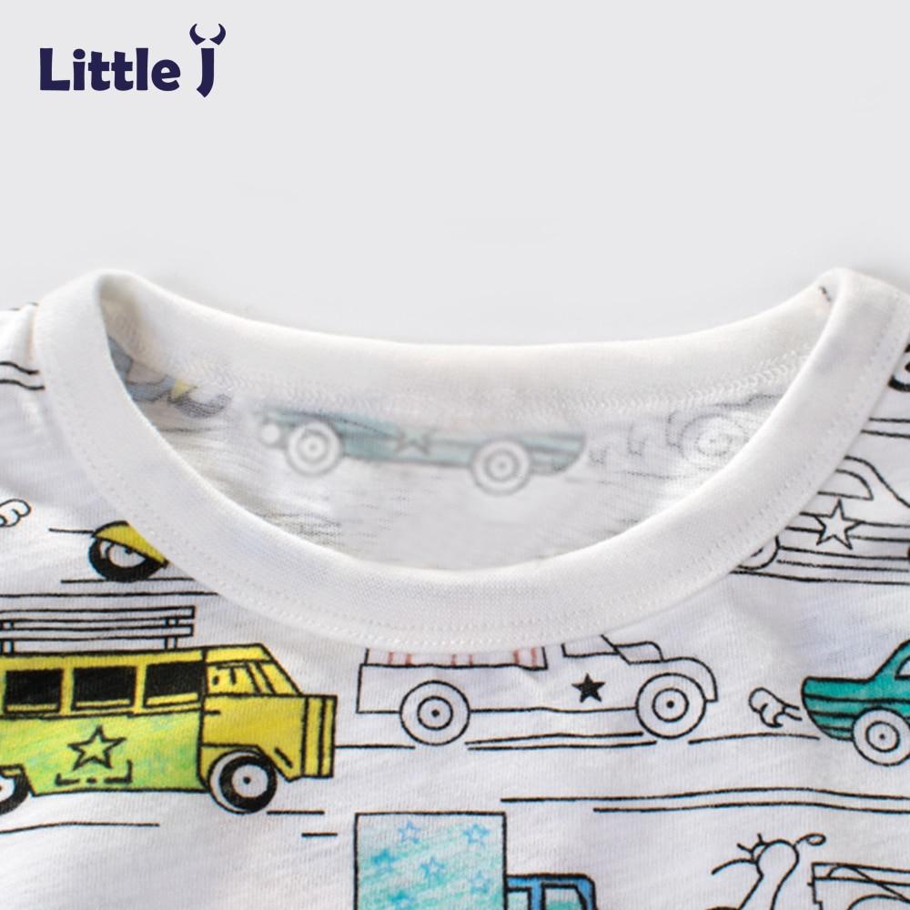 Clearance-Baby-Boy-Cotton-Shirts-Cartoon-Colorful-Car-Children-Summer-Short-Sleeve-T-Shirt-Boy-Girls-Tops-Tees-Kids-Clothes-2-7Y-2
