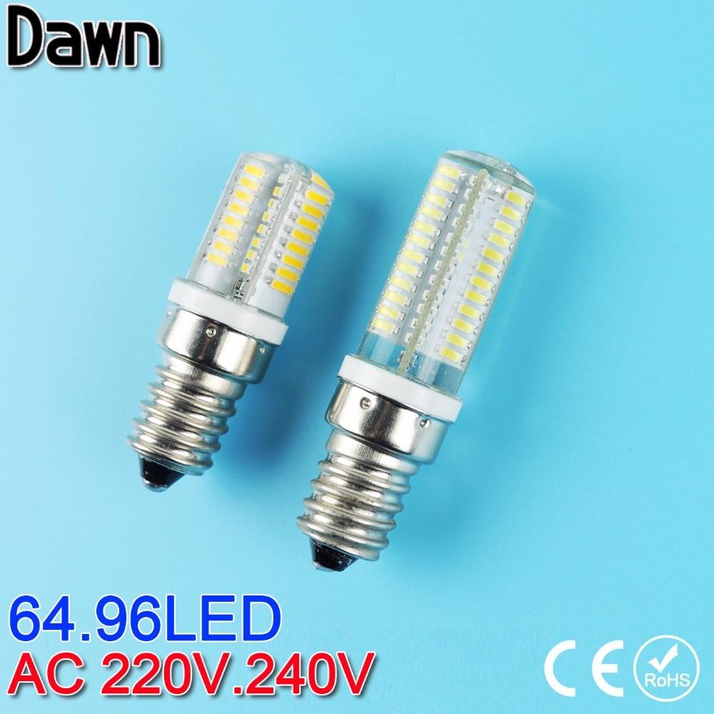 Candle Lamp Shades Shop: Mini Corn Bulb Lampada LED Lamp E14 3W 5W 7W 9W G9 Candle Spotlight  Bombillas LED,Lighting