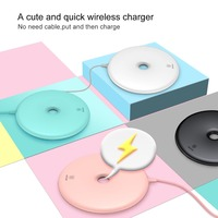 Wireless Charger 10W - Quick Charge 3.0 Universal Wireless Charger 6