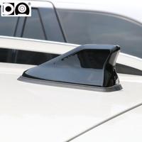 Waterproof shark fin antenna special auto car radio aerials Stronger signal Piano paint for Toyota Urban Cruiser