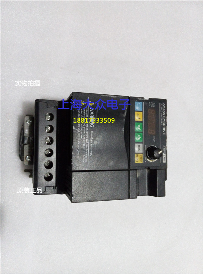Original disassemble the drive 3G3MZ-A4037-ZV2 3.7KW 400V power did not show the skm500ga124dh6 package on the original disassemble