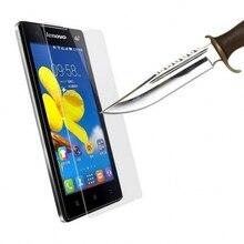2016 Tempered Glass For Lenovo A536 A606 A8 A806 A850 P1M P70 P780 A2010 Screen Guard Protector Case