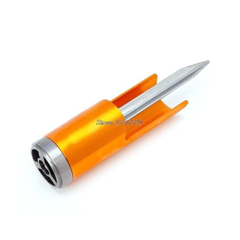 En Alliage d aluminium Canne à Pêche polonais Titulaire Au Sol Support De  Pêche S attaquer Accessoires 7634bc5c9a5