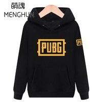 Cool survival game PUBG hoodies player unknown's battlegrounds men's Autumn Winter hoodies gift for boyfriend gamers gift ac696