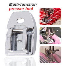 Convenient Household Sewing Machine Presser Foot Accessories Multi-Function  Shell Hemmer Part Binder