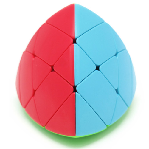 Magic Puzzle Cube Pyramid Rice Dumpling Speed Magic Speed Cube Pyramorphix Educational Learning Toy For Children Free Shipping moto4u ultimate lap timer infrared ultrared race timing track day practice red