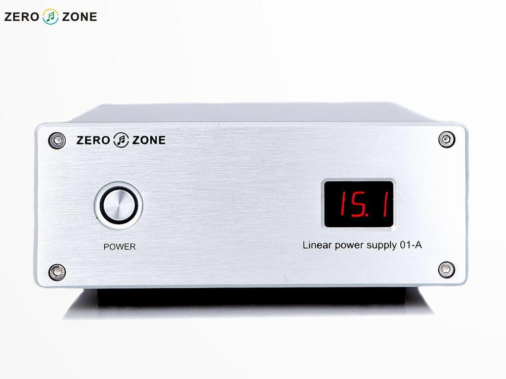 NEW Sep_store ZEROZONE S22 65VA HIFI Linear Power supply DC 15V TOP LPS for amp /DAC hifi 25w linear power usb amp dac raspberry pie cas set top box nas routerexternal power supply with digital display