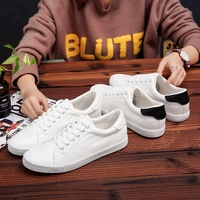2018 Men's Stan Superstar White Skateboarding Sneakers Classic Platform Basket Sports Shoes Students Casual Fashion Smith Shoes