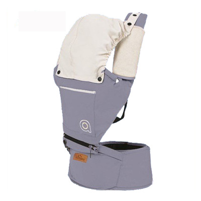 Baby Carrier Backpack Hipseat Kangaroo Infant Breathable With Sucks-Pad Heaps