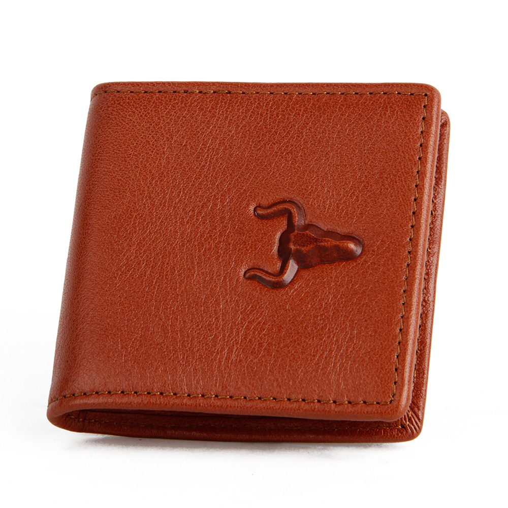 Minimalist Coin Purses Genuine Leather Small Coin Wallet For Men And Women With Magnet closure