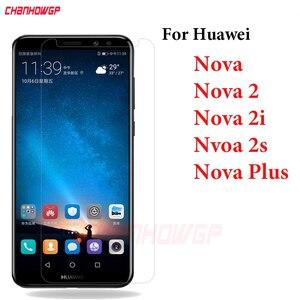 Image 1 - Tempered Glass For Huawei Nova 2 2i 2S Plus CAN L01 L11 CAN L02 L12 L03 L13 HWI AL10 TL00 Screen Protector Protective Glass