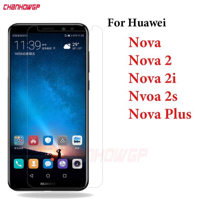 Tempered Glass For Huawei Nova 2 2i 2S Plus CAN L01 L11 CAN L02 L12 L03 L13 HWI AL10 TL00 Screen Protector Protective Glass