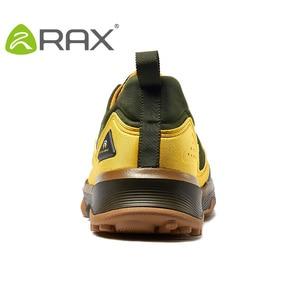 Image 2 - RAX Outdoor oddychające buty górskie mężczyźni lekkie spacery trekkingowe buty wędkarskie sportowe trampki męskie odkryte trampki męskie