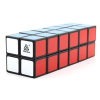 WitEden Unequal 2x2x6 Camouflage Magic Cube Professional Speed Puzzle 226 Cube Educational Toys for Children cubo magico