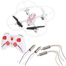Livraison gratuite! Syma X11 2.4 G 6 axe GYRO Quadcopter hélicoptère RC jouets 360 grau Flip + 4 livraison moteurs