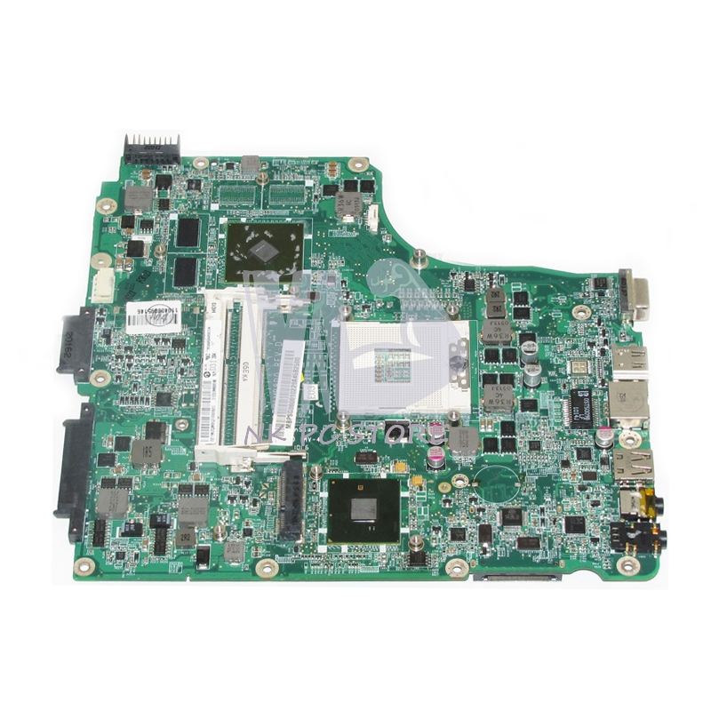 MBPSG06001 MB.PSG06.001 For <font><b>Acer</b></font> aspite 4820 <font><b>4820TG</b></font> Laptop Motherboard DA0ZQ1MB8D0 HM55 DDR3 ATI HD5000 Series GPU image