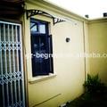 YP 80120 80x120 cm policarbonato toldo 31.5x47in, PC janela da copa, porta chuva dossel marquesinas puertas