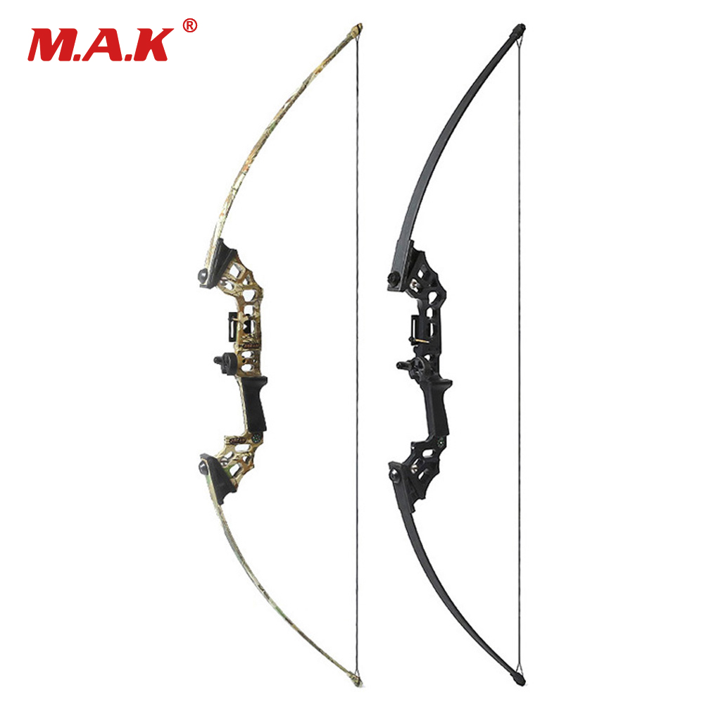 40lbs Recurve Bow with 12pcs Arrows for Right Handed Straight Archery Hunting Bow for Shooting Hunting Game Outdoor Sports