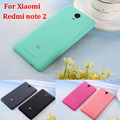 For xiaomi redmi note 2 case Original Back Cover For Xiaomi Redmi Note 2 Housing Battery Door Cover Hongmi Note 2 Replace Parts