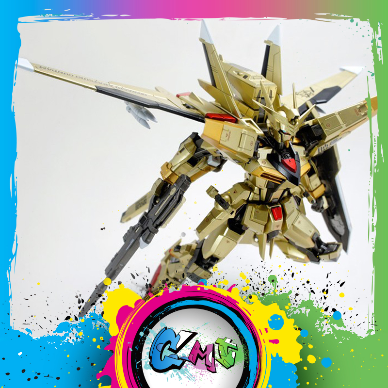 CMT In Stock DM 1/100 MG ORB 01 AKATSUKI  Mobile Suit Anime Model Kit-in Action & Toy Figures from Toys & Hobbies    1