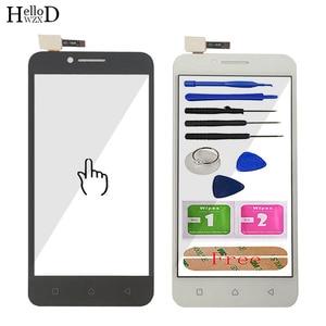 Image 1 - HelloWZXD 5 panneau de numériseur en verre décran tactile avant de téléphone portable pour Lenovo Vibe C A2020 A2020a40 outils de capteur de lentille adhésif