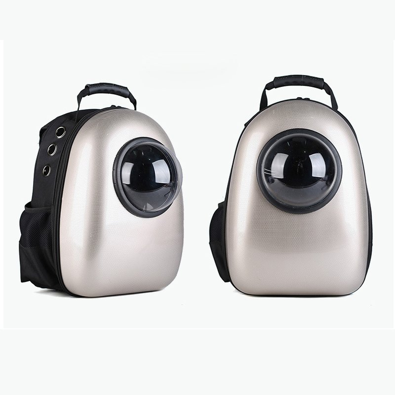 Pet Space Bag Hot Sale Capsule Shaped Pet Carrier Breathable backpack for dog cat outside Travel Portable Bag Pet Supplies MPA65